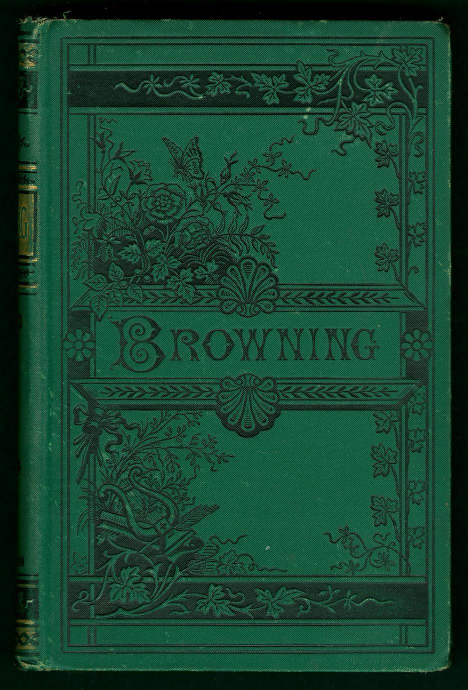The poetical works of Elizabeth Barrett Browning (1 of 3)
