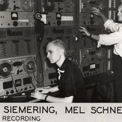 Bill Siemering and Mel Schneider