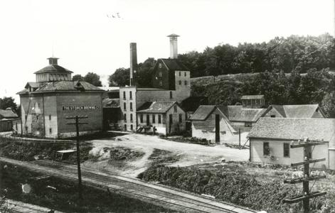 View of Storck Brewery