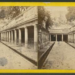 Nimes, Roman baths