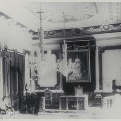 Governor General's office, Manila, 1899
