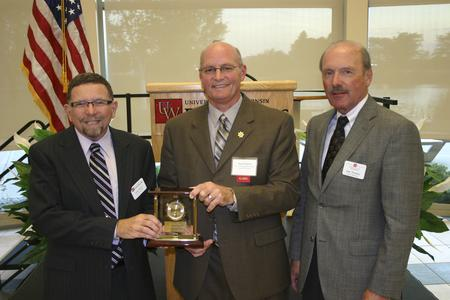 2010 Distinguished Alumni Award