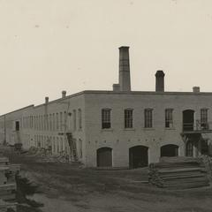 Simmons factory exterior