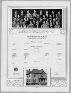 Phi Upsilon Omicron sorority