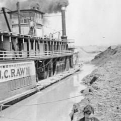 J. C. Rawn (Towboat, 1931-1939)
