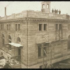 Post Office Construction December 1910