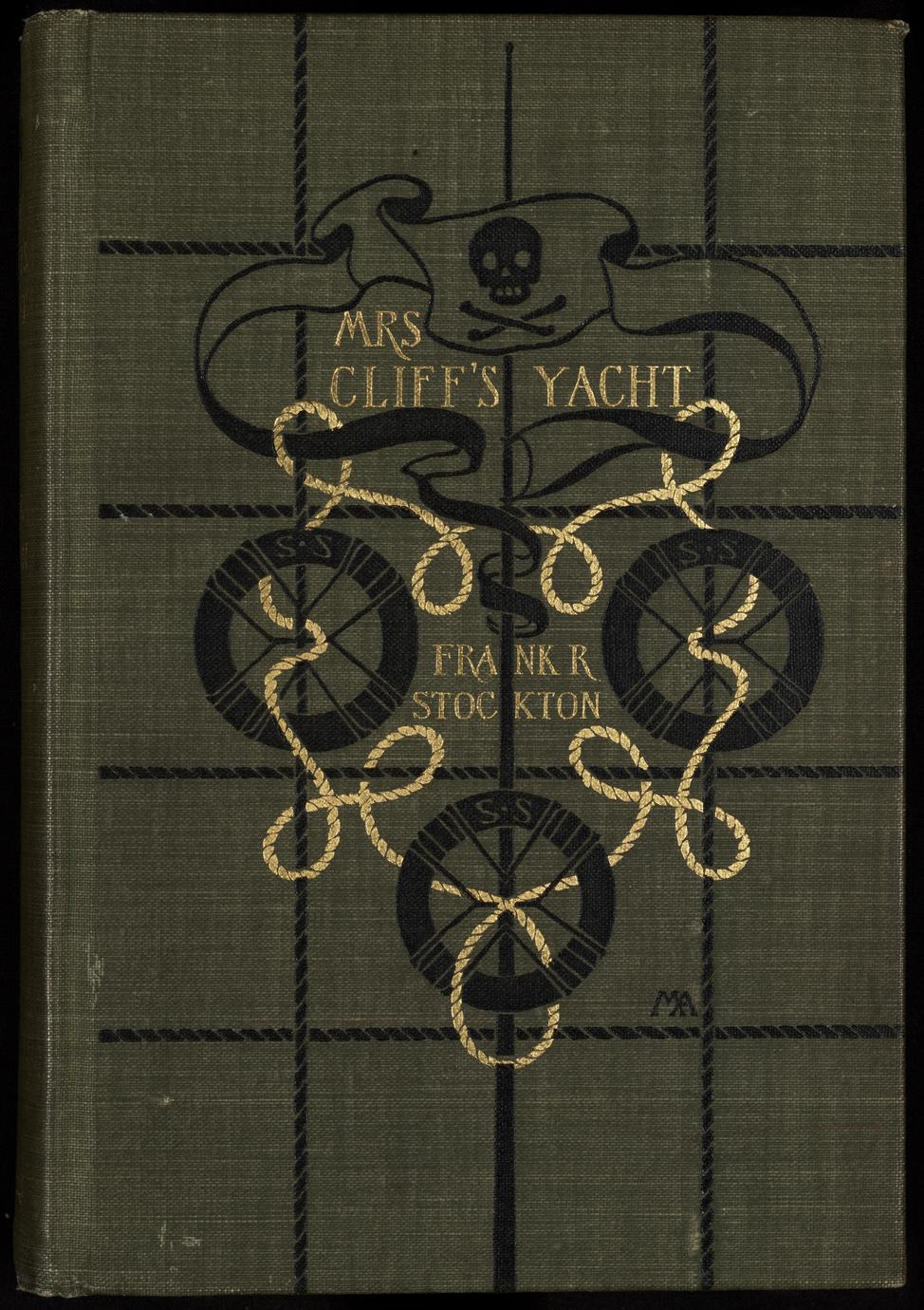 Mrs. Cliff's yacht (1 of 3)
