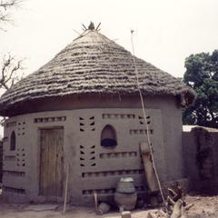 Maninka House Design in Kela