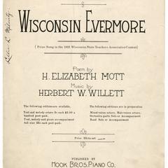 Wisconsin evermore!