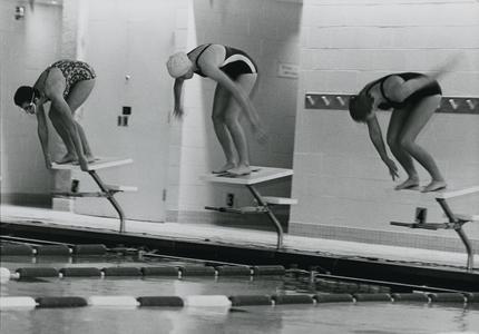 UW-Parkside swim team