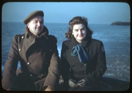 British captain and Ann