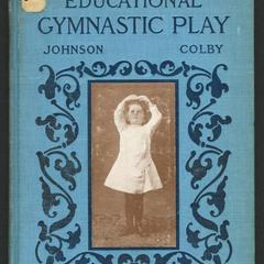 Educational gymnastic play for little folks
