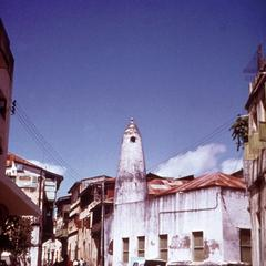 Old Mosque in Old Section of Mombasa