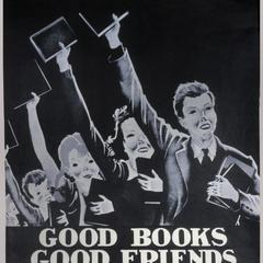 Good books, good friends