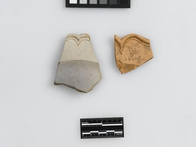 Dish or plate fragments (obverse)