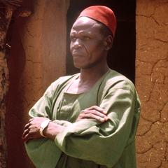 Lamido, Local Ruler of Kmallum Koga