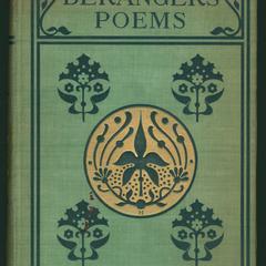 Béranger's poems : in the version of the best translators