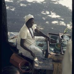 Bahiana selling Akaraje