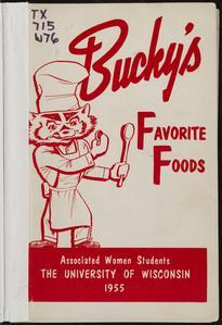 Bucky's favorite foods
