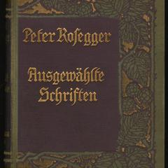 Ausgewählte Schriften : v. 28. Die Schriften des Waldschulmeisters