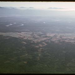 Vientiane plain near Nam Ngum