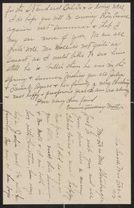 [Letter from Emma Lussing Moll to Mrs. Francis Sternberger, December 18, 1912]