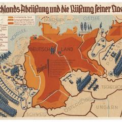 Deutschlands Abrüstung und die Rüstung seiner Nachbarn