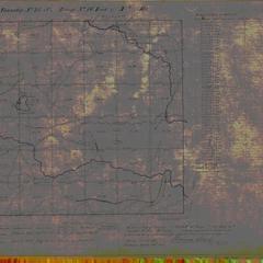 [Public Land Survey System map: Wisconsin Township 35 North, Range 16 East]