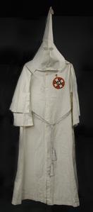 Ku Klux Klan regalia