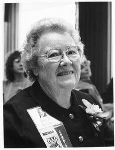 Ruth Dickie