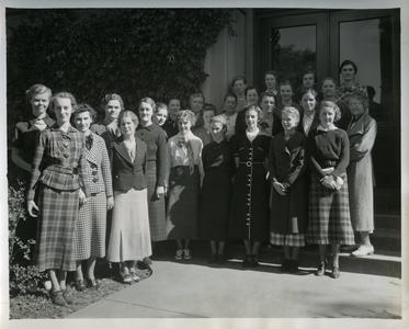 Science Club group photograph
