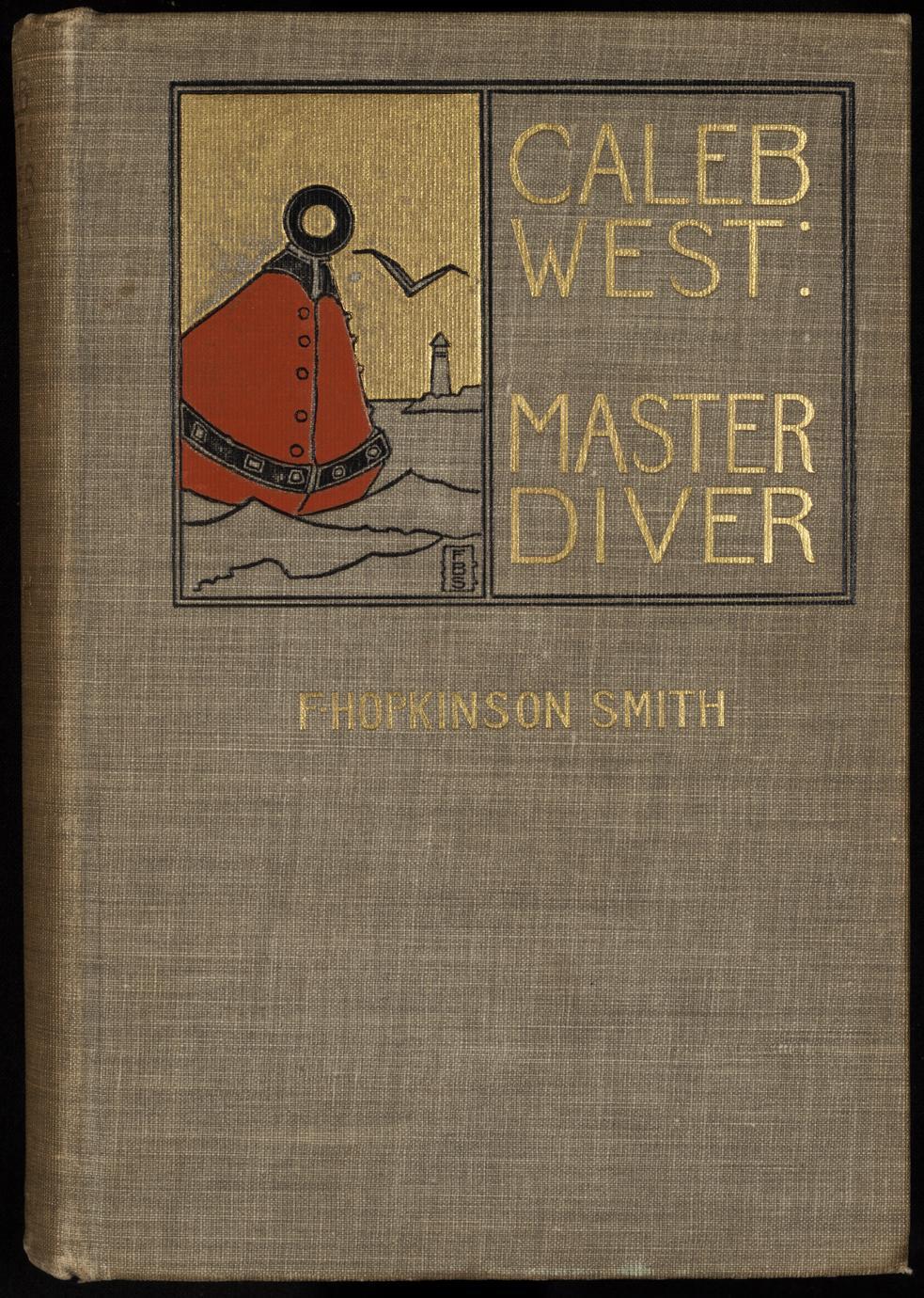 Caleb West, master diver (1 of 3)
