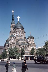 Annunciation Cathedral domes