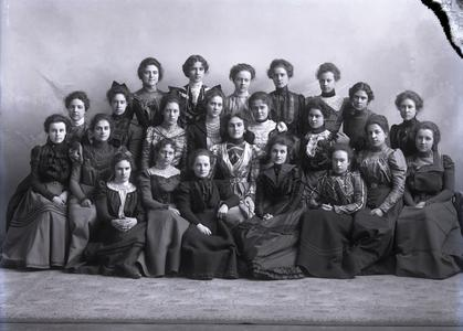 Sorority Delta Gamma, 1899