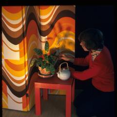 Interior design in the 1970s