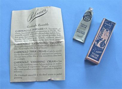 Palmer Gardenglo Tissue Cream