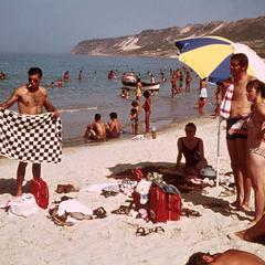 Beach at Ratraf