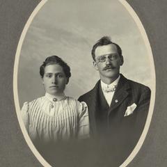Mr. and Mrs. Henry Schiffmann