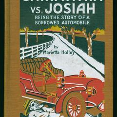 Samantha vs. Josiah : being the story of a borrowed automobile & what came of it