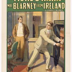 Mr. Blarney from Ireland