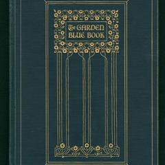 The garden bluebook : a manual of the perennial garden