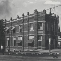 Citizens Bank Building, New Glarus