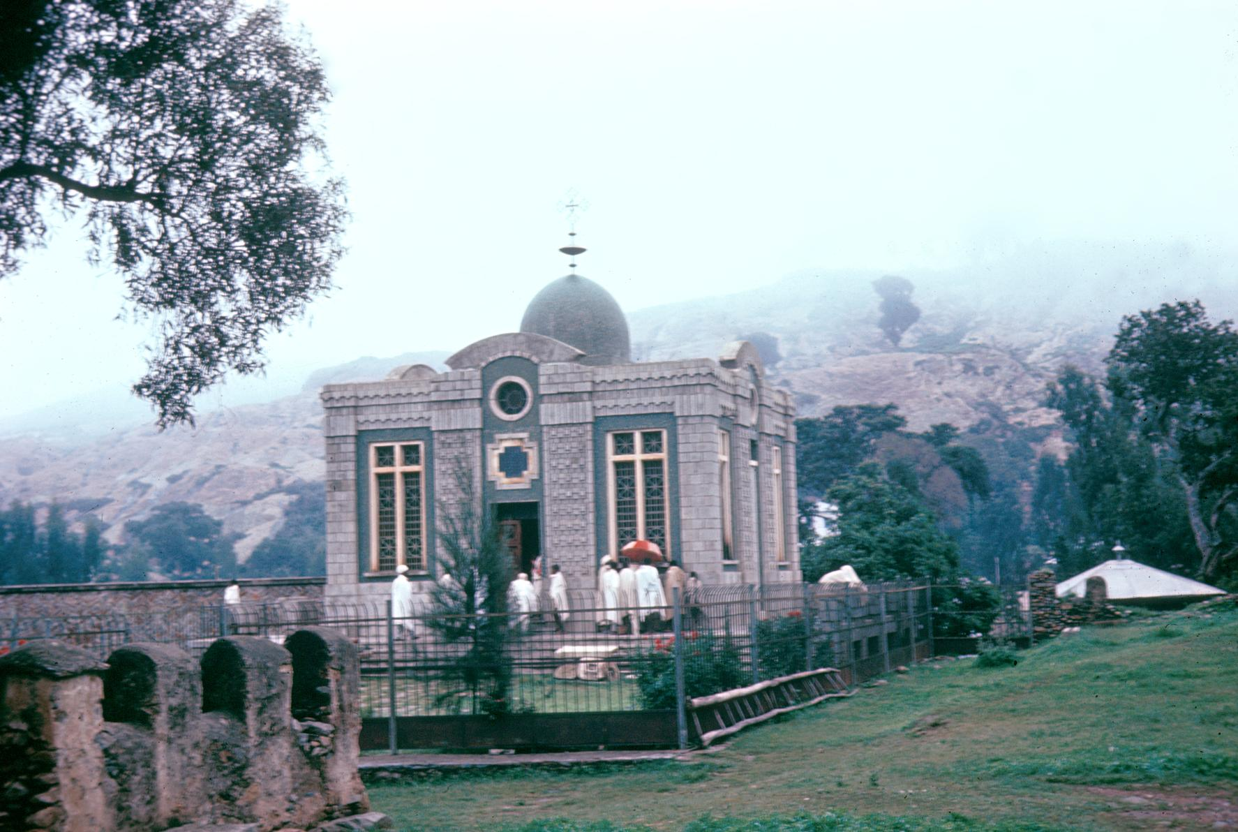 Holy Treasury of the Cathedral in Axum