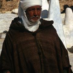 Caretaker of the Tomb of the 17th Century Imam of Ghardaia