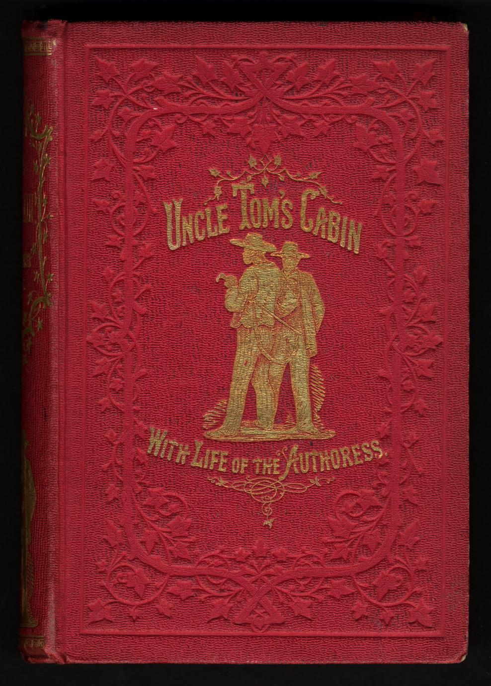 Uncle Tom's cabin; or Slave life in America (1 of 3)