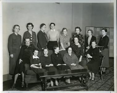 Pallas Athene Society group photograph