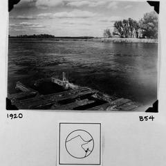 University Bay, ca. 1920