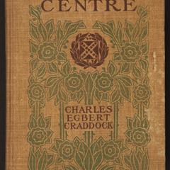 The storm centre : a novel