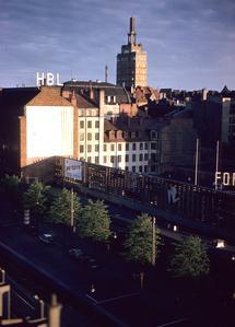 Swedish apartment buildings