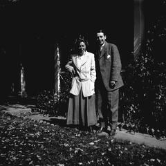 Marie Leopold and Manuel Otero